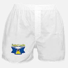 St Lucia Ribbon Boxer Shorts
