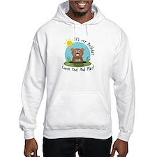 Isaiah birthday (groundhog) Jumper Hoody