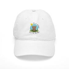 Isaiah birthday (groundhog) Baseball Cap