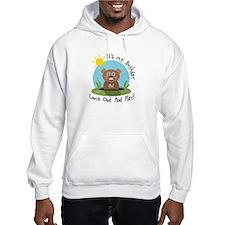 Phil birthday (groundhog) Jumper Hoody