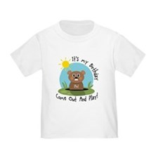 Phil birthday (groundhog) T