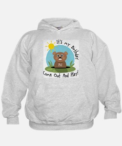 Phil birthday (groundhog) Hoodie