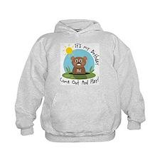 Phil birthday (groundhog) Hoody