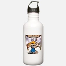 Tap Out or Pass Out Wr Water Bottle