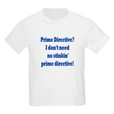 Prime Directive T-Shirt