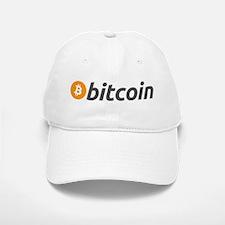 Bitcoin logo Baseball Baseball Cap
