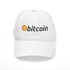 Bitcoin logo Baseball Cap