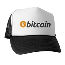 Bitcoin logo Trucker Hat