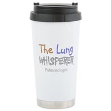 Funny Lungs Travel Mug