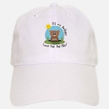 Walter birthday (groundhog) Baseball Baseball Cap