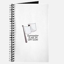 Not an Option Journal