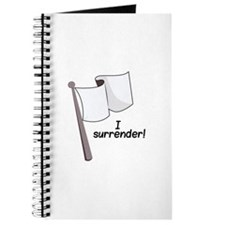 I Surrender Journal