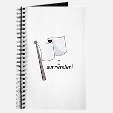 I Surrender Journal
