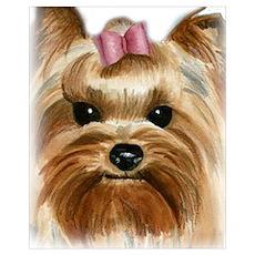 Puppy_Yorkie Poster