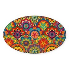 Funky Retro Pattern Decal