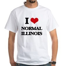 I love Normal Illinois Shirt
