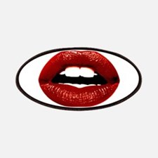Red Lips Patch