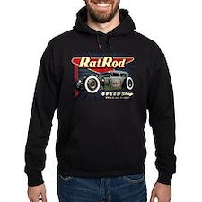 Rat Rod Speed Shop 2 Hoodie