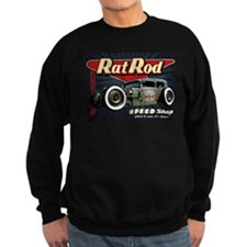 Rat Rod Speed Shop 2 Sweatshirt