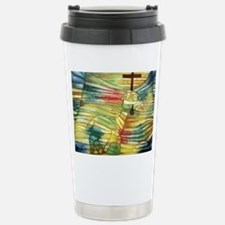 The Lamb by Paul Klee Stainless Steel Travel Mug