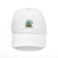 Isabella birthday (groundhog) Baseball Cap