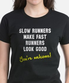 Slow runners Tee