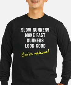 Slow runners T