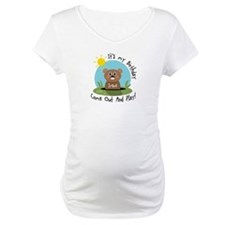 Irene birthday (groundhog) Shirt