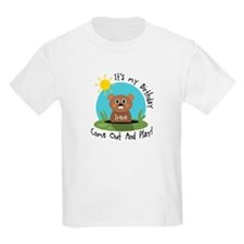 Irene birthday (groundhog) T-Shirt