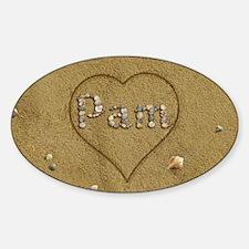 Pam Beach Love Decal