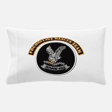 FBI HRT with Text Pillow Case