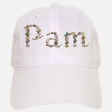 Pam Seashells Baseball Baseball Baseball Cap
