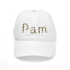 Pam Seashells Baseball Baseball Cap