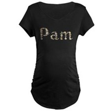 Pam Seashells Maternity T-Shirt