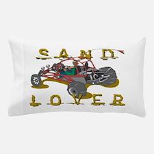 Sand Lover Dune Buggy Pillow Case