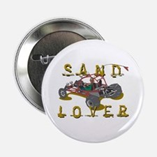 "Sand Lover Dune Buggy 2.25"" Button"