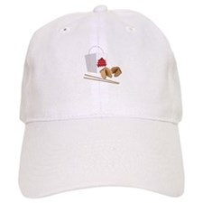Chinese Take Out Baseball Baseball Cap