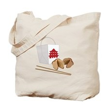 Chinese Take Out Tote Bag