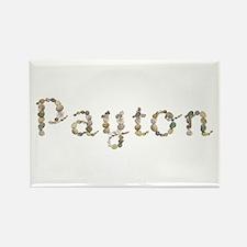 Payton Seashells Rectangle Magnet