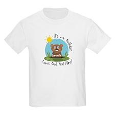 Summer birthday (groundhog) T-Shirt