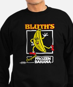 Bluth's Original Frozen Banana Sweatshirt (dark)