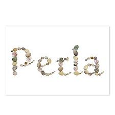 Perla Seashells Postcards 8 Pack