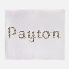 Payton Seashells Throw Blanket