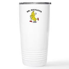 Mr. Manager Travel Mug