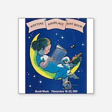 1981 Children's Book Week Sticker
