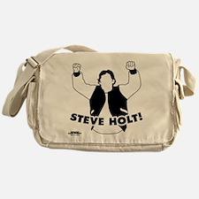 Steve Holt Messenger Bag