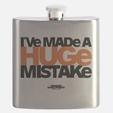 Huge Mistake Flask