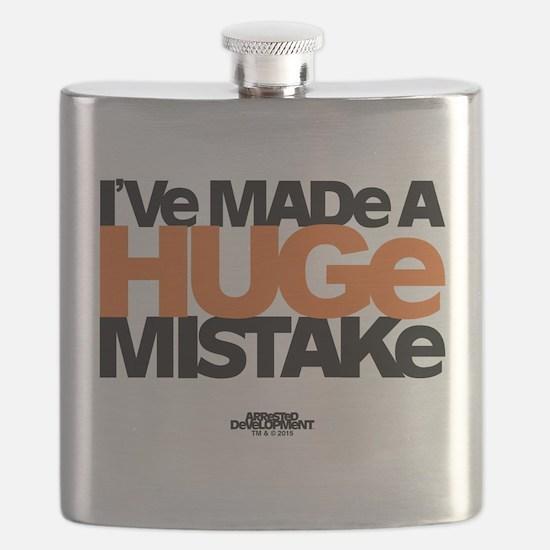 Huge Mistake Flask