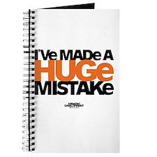 Huge Mistake Journal