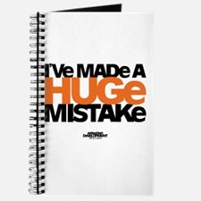 Huge Mistake Journal